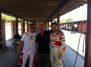 Ruben Carrapatoso, Vitão e Daniel Serra