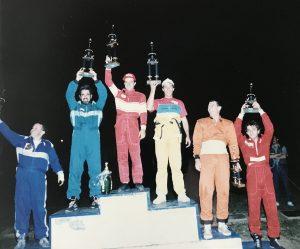 1º colocado Interlagos, 1990
