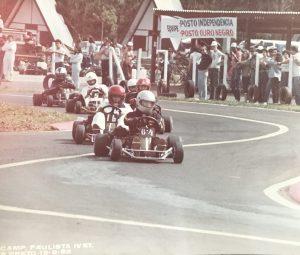 Liderando em Ribeirão Preto, 1982